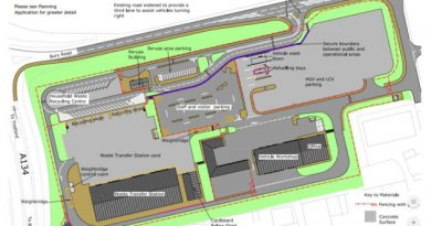 Green light is given to create a £20 million waste hub on the outskirts of Bury St Edmunds