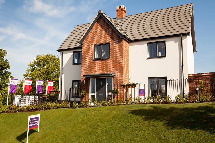 Taylor Wimpey Welcomes The New Year With New Exclusive