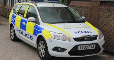 Car spray painted in second incident within a few days in the same area of town