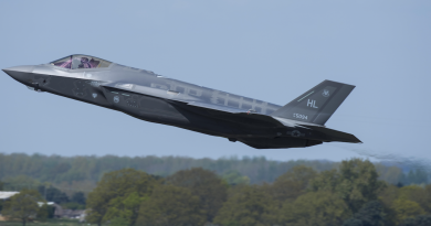 Chance for businesses to benefit from £160 million project to bring F-35 fighters to RAF Lakenheath