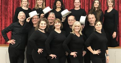 Fundraising 'supper' at the Theatre Royal with the Irving Stage Company