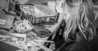 Learn arts and craft skills at our summer special