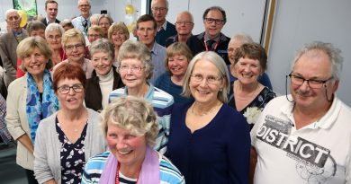 NHS volunteers' 'dedication and generosity' praised at the West Suffolk NHS Foundation Trust thank you event