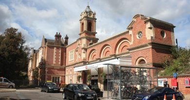 Second man charged after railway station incident