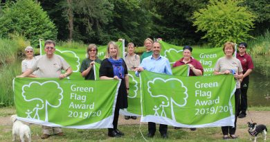 Country park get its first Green Flag award