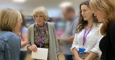 First Skills Share Fair a hit and second takes place this week