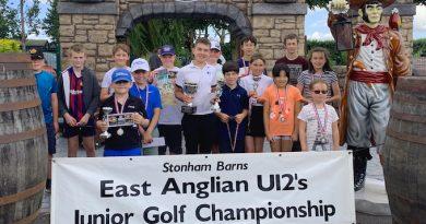 Charlie Goodridge Wins 2019 East Anglian U12 Championship