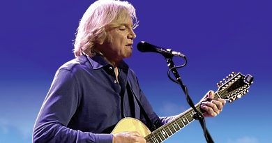 Justin Hayward talks ahead of his sold out appearance at The Apex