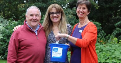 Competitive fundraising sees thousands raised