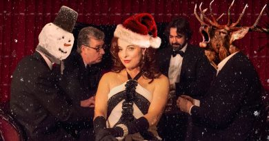 Have a Swinging Christmas with 'Jazz at the Movies'