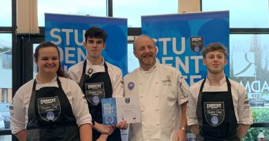 West Suffolk College students through to finals In London