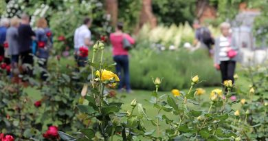 Call for gardens to open their gates and grow the funds raised for a local hospice