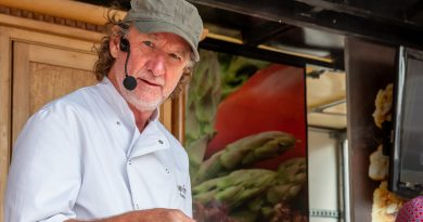 Celebrity chefs unveiled for Our Bury St Edmunds festival