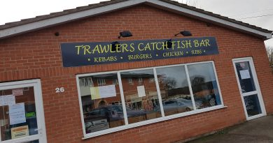 Thanks paid to customers after fish and chip shop reopens