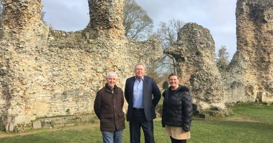 Organisations raising £1,000 for 1,000 years in celebration of Abbey of St Edmund's anniversary