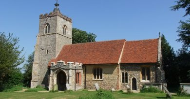 Lead worth £3,000 stolen from roof of church in Little Cornard