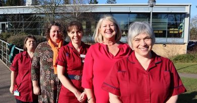 Hospital shortlisted for apprenticeship award