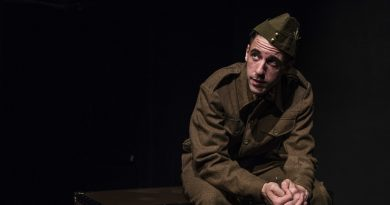 Incredible story of Second World War soldier missing in action to be told at Theatre Royal Bury St Edmunds
