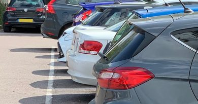 Free parking on all council-run sites including on street