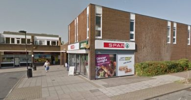 Attempted robbery at store in Bury St Edmunds