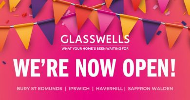 GREAT NEWS FOR SHOPPERS AS GLASSWELLS RE-OPENS FOR BUSINESS