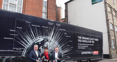 East Anglian businesses join forces for exporting success at Greene King's headquarters