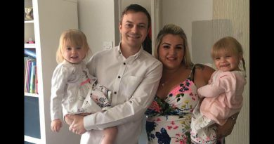 Father from Bury St Edmunds writes touching rap in memory of premature daughter Lola