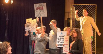 Story of the Grunwick strike to take to the stage at the Theatre Royal