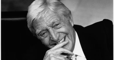 Sir Michael Parkinson talks about his upcoming show at The Apex