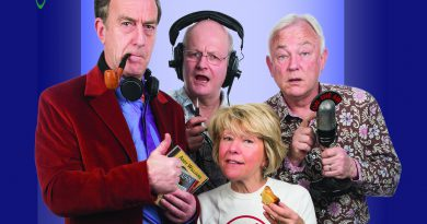 Great comedy comes to the Theatre Royal next month