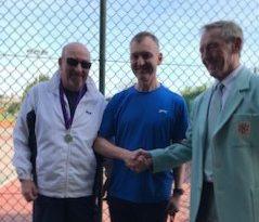 Sunshine start for Tennis season at Risbygate Sports Club