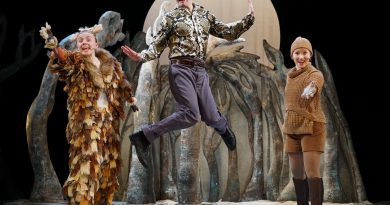 The Gruffalo's Child on stage at the Theatre Royal Bury St Edmunds next month