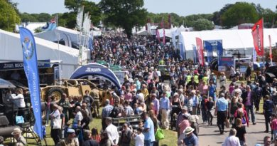 Countdown now on to next week's Suffolk Show