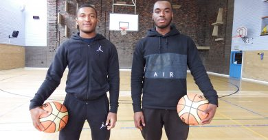 Students at West Suffolk College achieve their dream of playing basketball in America