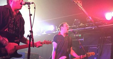 The Clash Revisited show at the Apex next month