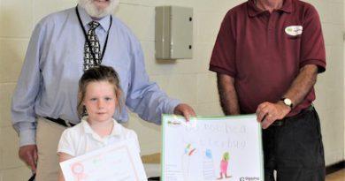 Mid Suffolk Litter Awareness second prize winner announced