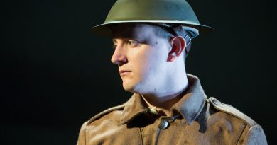 Private Peaceful to be staged at the Theatre Royal next month