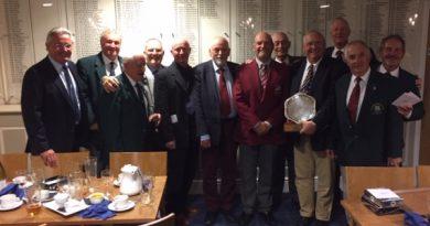 GOLF SUFFOLK: Suffolk Golf Captains' triumphant in Devon