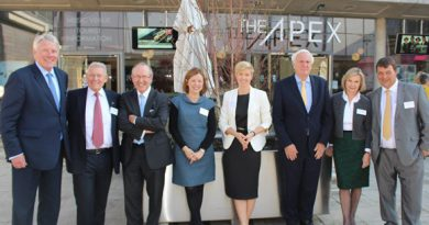 Regional housing conference at The Apex, in Bury St Edmunds