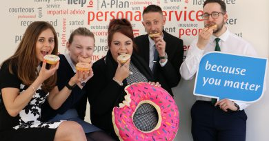 Hospice invites donut lovers to take part in new race