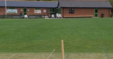 Three out of three wins for the Woolpit 1st XI