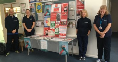 Community team provides training to save lives
