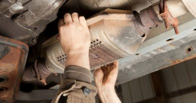 35 incidents reported to police of theft of catalytic converters