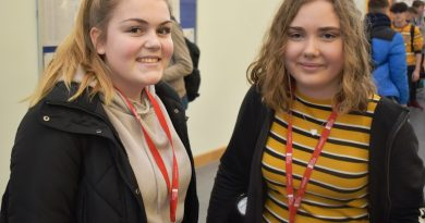 Universities, apprenticeships and careers take centre stage at progression event