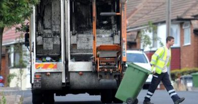 Council scales back some of its operations including collection of green waste